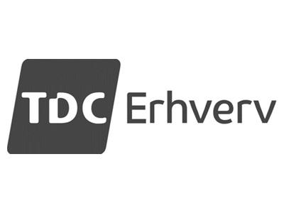 TDC Erhverv logo